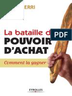La bataille du pouvoir d'achat  Comment la gagner.pdf