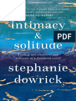 Intimacy and Solitude Chapter Sampler