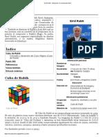 Ernő Rubik - Wikipedia, la enciclopedia libre
