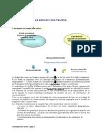 LE BUDGET DES VENTES (1er)