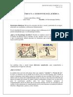 E Foro1 B1  DIFERENCIA ENTRE ETICA Y MORAL DEONTOLOGIA J