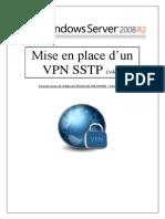 VPN SSTP sous Server 2008 R2 (tuto de A à Z)