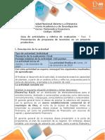 Guía de actividades y rúbrica de evaluación - Unidad 1 y 2 – Paso 5 – Presentación de propuesta de inversión en un proyecto prod.pdf