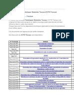 Cahier des Clauses Techniques Générales Travaux (CCTG Travaux)