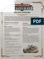 Beastgrave Grand Alliance
