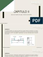 Capitulo II_ Ejercicios de Diseño de Vigas y Esfuerzo de Diseño