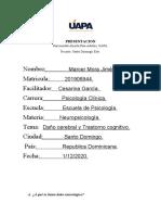 neuropsicologia tarea 7