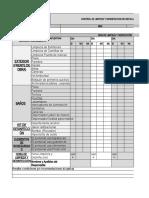 RK-RE-SST-029 Formato Control de Desinfección y Limpieza