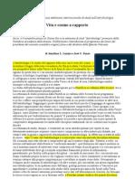 Vita e Cosmo a Rapporto 7.11.09