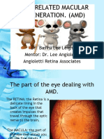 AGED-RELATED MACULAR DEGENARTION