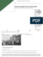 marxismo del siglo XX y la cuestión militar