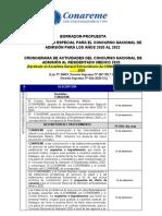 CRONOGRAMA DE ACTIVIDADES 2020 CONAREME.final 15.09.20