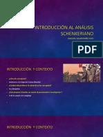 Introducción al Análisis Schenkeriano PDF