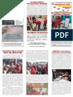 TRÍPTICO ¡HACIENDO PATRIA! ALCALDÍA BOLIVARIANA DEL MUNICIPIO PÁEZ. No. 2 14 FEB 2011