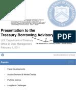 Debt 2011-2012 Update