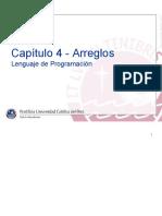 Cap 04 - Arreglos