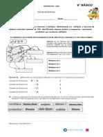 3 Guía múltiplos, factores y divisores