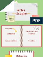 Artes visuales.pptx