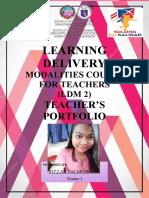 Assessment methods in DL