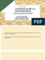 ANTAGONISTAS DE LA ANGIOTENSINA (1) (1)