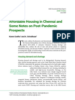 affordable housing in chennai and some notes on post-pandemic prospects.pdf