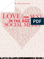 Love (and Sex) in The Age of Social Media