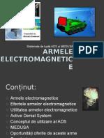 Armele electromagnetice