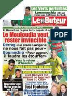 LE BUTEUR PDF du 15/02/2011