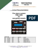 Deckma_Fire alarm system FMS-3000