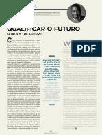 Qualificar o futuro