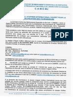 Appel d'Offre International pour la Pré-qualification des fournisseurs.pdf