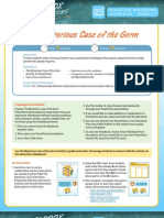 The Mysterious Case of the Germ Grades 3-5 PowerPoint Lesson Plan