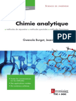 9782743020392_chimie-analytique-collection-sciences-de-l-ingenieur_Sommaire
