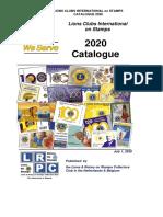 LISC Catalogus 2020 versie 1 July 2020