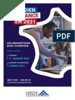 Dossier de Presse Campus France