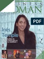 Revista  Business Woman -  Nov 2009