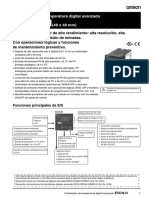 h06e_e5cn-h_advanced_digital_temperature_controller_datasheet_es
