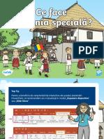 CE FACE ROMÂNIA SPECIALĂ