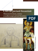 1956-Pictura bizantina Note curs