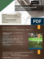 ley forestal y de fauna silvestre