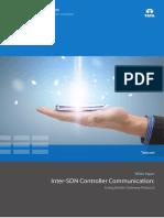 Inter SDN Controller Communication Border Gateway Protocol 0314 1