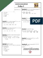 Questões de matemática CN EPCAr