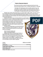 Purple Dragon Knight organization pdf