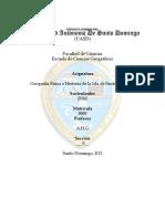 Reservas Biologicas - Areas estricta de la Republica Domincana