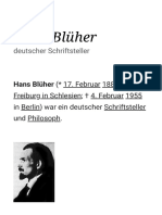 Hans Blüher – Wikipedia
