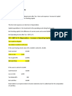 CASH FLOW ESTIMATION.docx