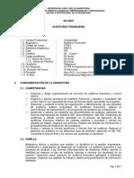 Silabo Auditoria Financiera 2020-II-LFS