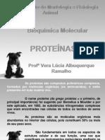 Bioquímica Molecular - Aula 03 - Proteínas