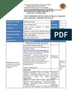 S10_Ficha de Actividad-2020- Proyecto Empresarial-Visión, misión, objetivos