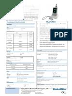 Brochure oximetro de pulso MD300M.pdf
